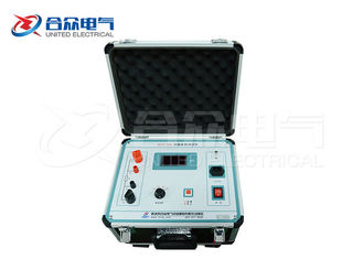 China Portable High Voltage Switch Testing Equipment for Loop Contact Resistance supplier