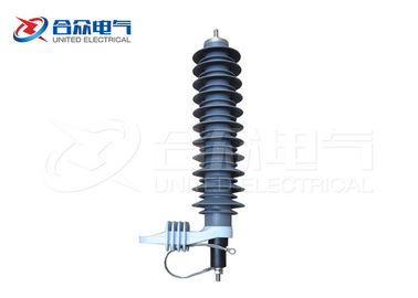 Zinc Oxide Lightning Arrester Explosion Proof with Large Creepage Distance