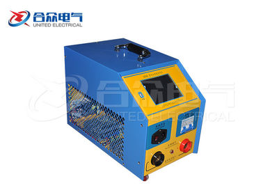 "China Portable 8"" LCD Battery Testing Equipment for Multi - Function Accumulator distributor"