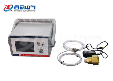 China Portable SF6 Gas Detector , Purity and Decomposition Electrical Test Equipment distributor