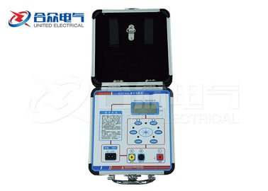 China 1000V Megger Digital Insulation Resistance Electrical Test Equipment distributor