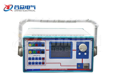 China Three / Six Phase Secondary Injection Protection Relay Electrical Test Equipment distributor