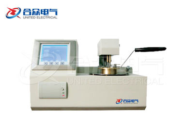 China Fully Auto Transformer Oil Testing Equipment Open Cup Flash Point Apparatus distributor