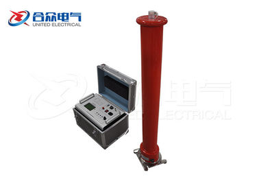 China Portable Cable DC Hipot Test Equipment , 5MA 400KV HV Test Kit distributor