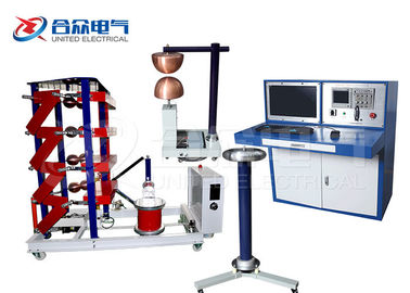 China 300KV 20KJ Impulse Voltage Test System Electrical Insulation Test Equipment distributor