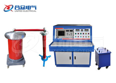 China AC High Voltage Insulation Tester , High Precision Partial Discharge Test System factory