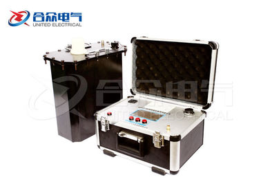 China High Precision  AC High Voltage Tester for Vlf 80KV Ultra Low Frequency Cable distributor