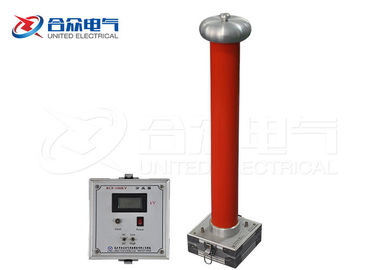 China 0 - 500KV High Precision High Voltage Tester , Impulse Capacitive High Voltage Divider factory