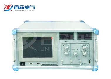 China LCD Digital High Voltage Tester / Partial Discharge Detector for Power Equipment Insulation Test distributor