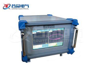 China Digital Partial Discharge Test Equipment High Voltage PD Tester Power Transformer Use distributor