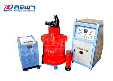 China AC High Voltage Tuning Resonance Insulation Tester for Hydraulic Generator Test factory