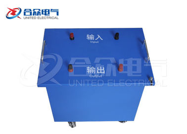 China 50VA - 800KVA High Voltage Isolation Transformer ISO / OHSAS18001 Certificated factory
