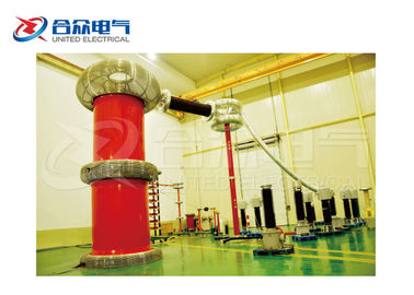China Non - Partial Discharge Testing Transformer PD HV Insulation Tester factory