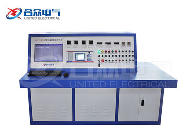 China Full Automatic Test Equipment for Power Transformer Test Bench System distributor