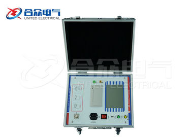 China Anti Interference Inter - Frequency Dielectric Loss Transformer Testing Machine factory