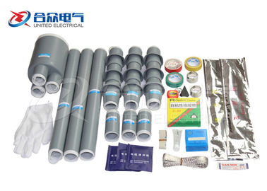 China 10.4Mpa Grey Cold Shrink Termination Kit for Insulated termination factory