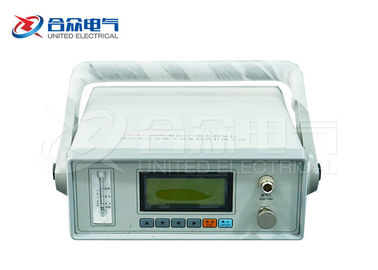China Intelligent Micro - Water SF6 Gas Detector , Anti - Pollution SF6 Handling Equipment distributor