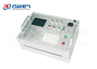 China 50W 0.2 Level Accuracy SF6 Gas Detector , Density Relay Calibration Tester factory