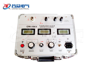 China Adjustable Digital Megger Insulation Resistance Test Instrument Electrical Test Set distributor