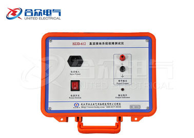 China DC System Electrical Test Equipment High Precision Grounding Fault Detection Use factory