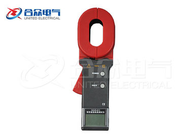 China Ground Resistance Earth Clamp Tester with Double Protecting Insulation factory