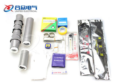 China 1 - 5 Core Cold Shrinkable Termination Kits Indoor or Outdoor Cable Connection Use factory