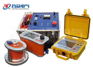 China Comprehensive 5VA Cable Testing Equipment ISO / OHSAS18001 Approved factory