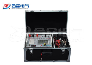 China Large Capacity Electrical Test Equipment , Electric Generator Rotor AC Impedance Tester factory