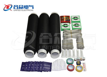 China Middle Joint Electric Cable Accessories Power Cable Cold Shrink Kit factory