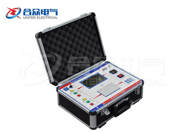 China Variable Ratio Transformer Test Instruments , Automatic Ttr Turn Ratio Meter factory
